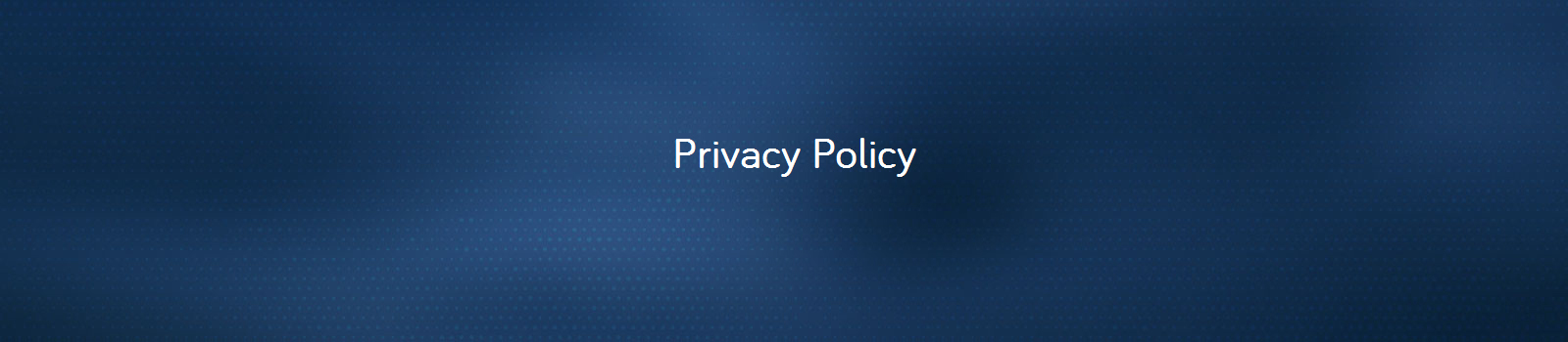 wisoft privacy policy