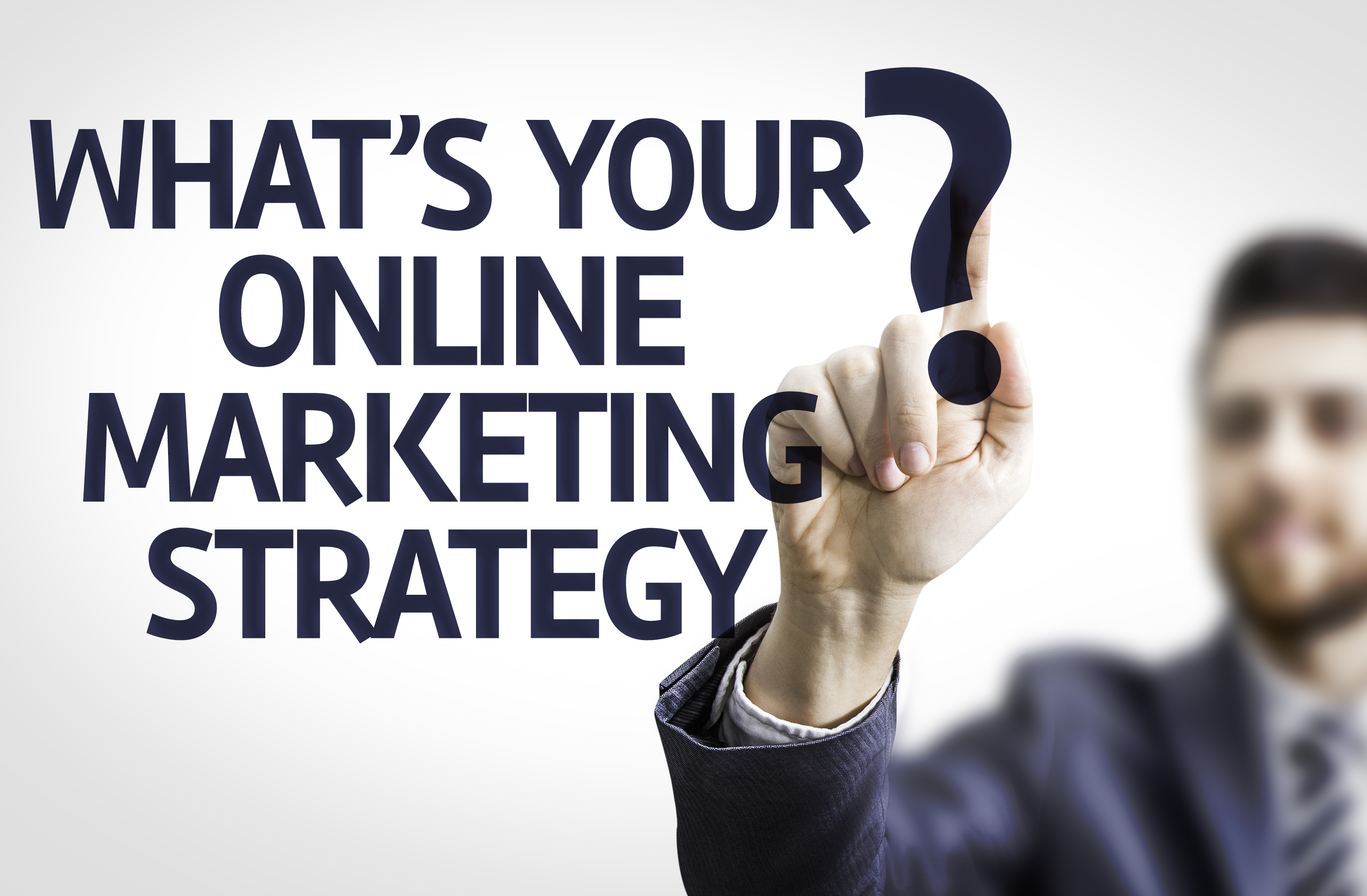 Online marketing strategy