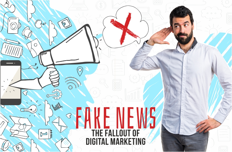 digital marketing fake news