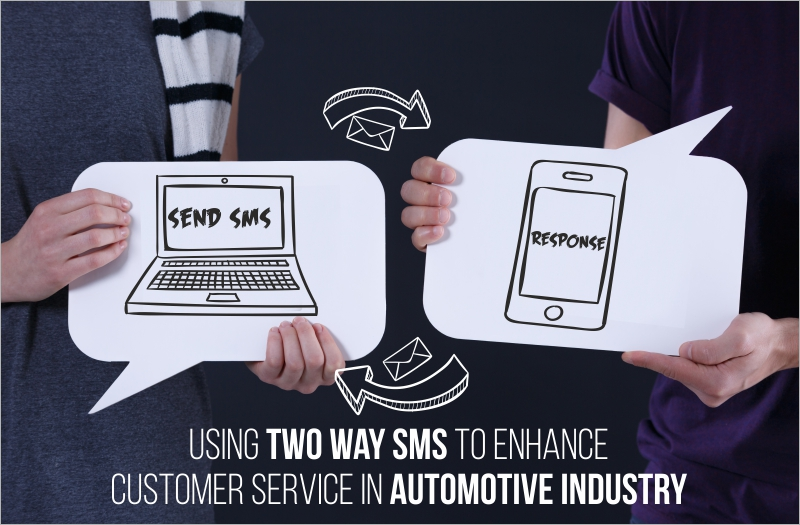2 way sms service