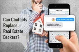 chatbots real estate brokers