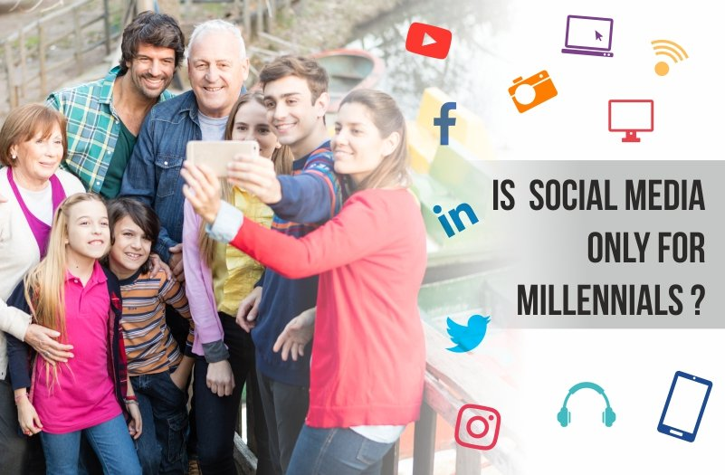 social media for millennials